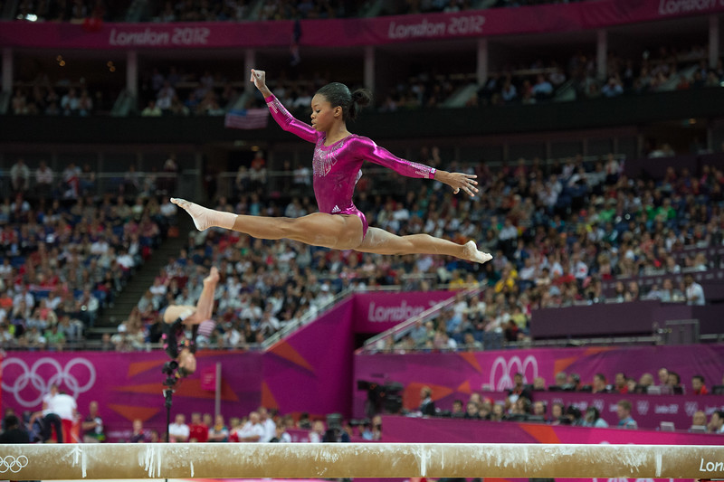 __02.08.2012_London Olympics_Photographer: Christian Valtanen_London_Olympics__02.08.2012__ND43810_final, gymnastics, women_Photo-ChristianValtanen
