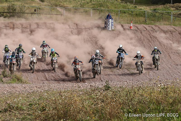 Southern Masters Championship Motocross at Vernon Mount - 08/09/2019