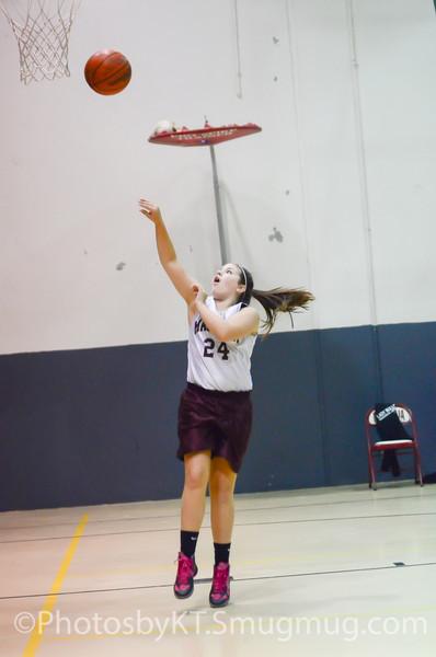 MJH7G vs Montgomery Girls Basketball