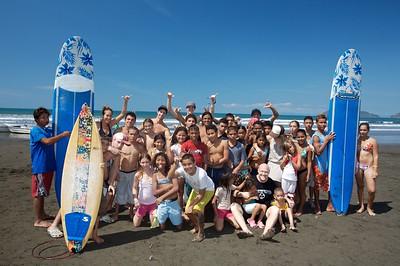 Titus Surf Camp '08