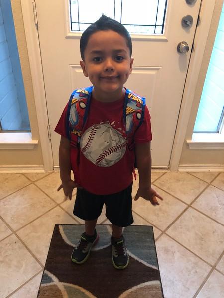 Marco | Kindergarten | Cypress Elementary School