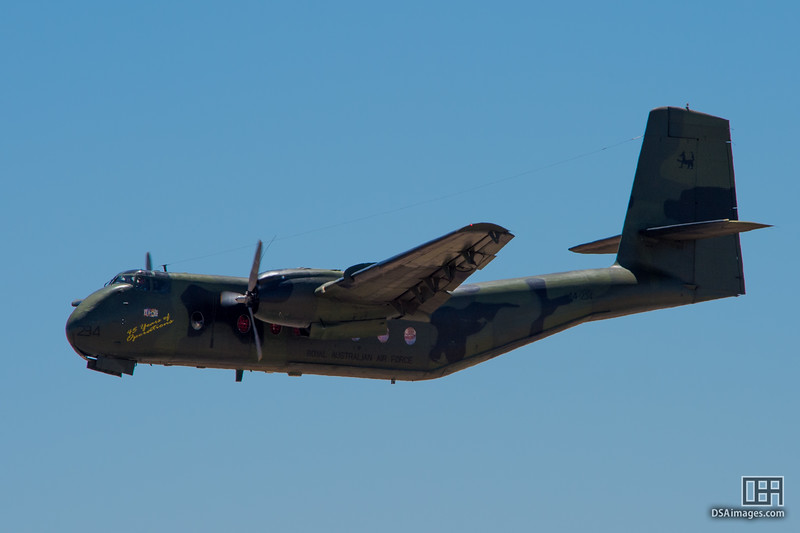 DHC-4 Caribou
