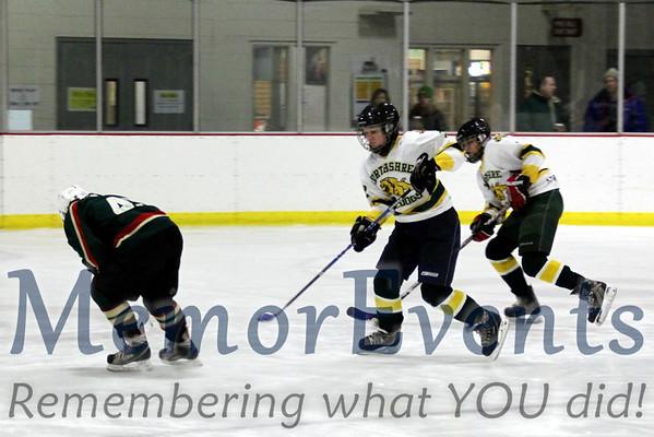 Northshire vs. Hanover U14 1-28-2012