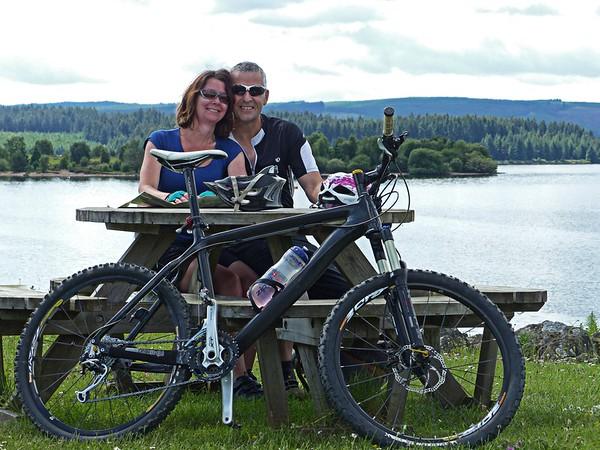 2014-06-18 Ride around keilder water
