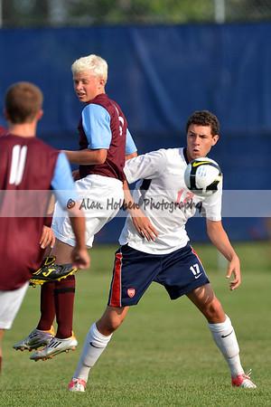 Boys Varsity Soccer - Okemos at Mason