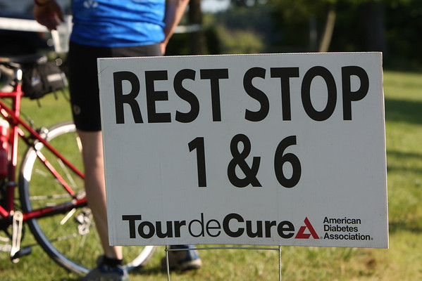 Tour de Cure  North Haven  1  06-10-10