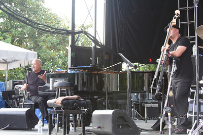 2013 Richmond Jazz Festival - Joe Sample and Randy Crawford 8-10-13