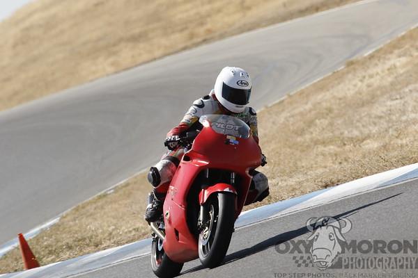 Honda Red Track Plastics