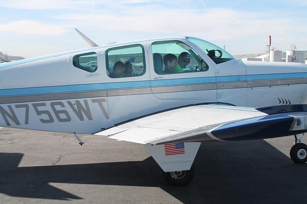 Murray 13th Ward-Young Women Flying
