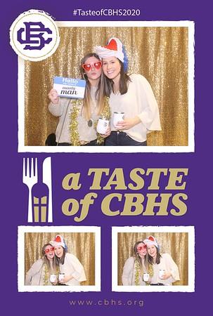 A Taste of CBHS  3.1.20