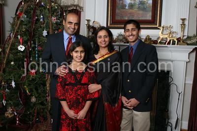 Dua Family Portraits - December 18, 2006