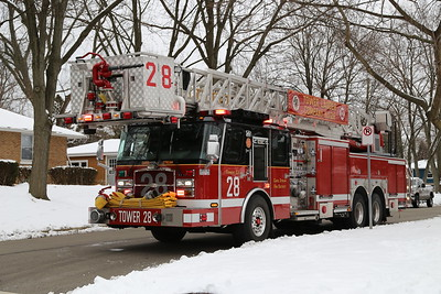 West Chicago fire, 1-14-2019