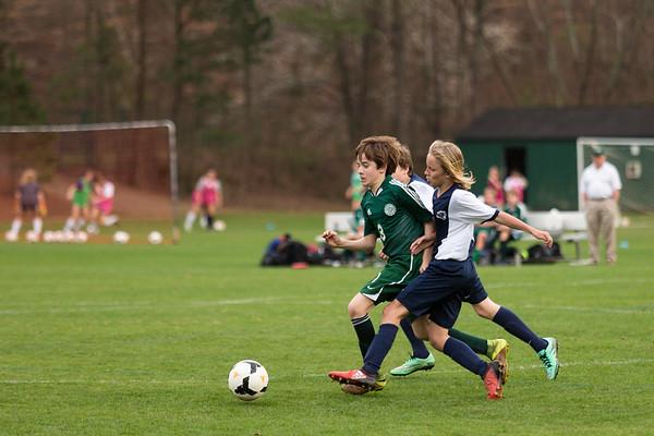 Sam Pavur - Soccer #3,9