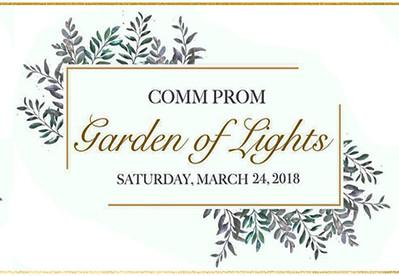 24-03-2018 ~ COMM Prom 2018