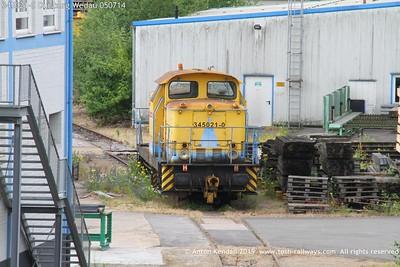 Diesel shunters and Kleinloks