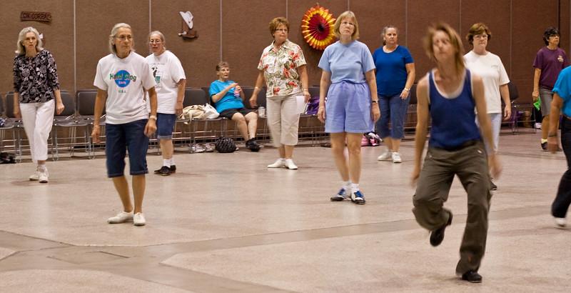 Dancers in Modesto