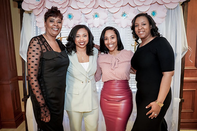 She Hustle Financial Empowerment Brunch 3.14.2020