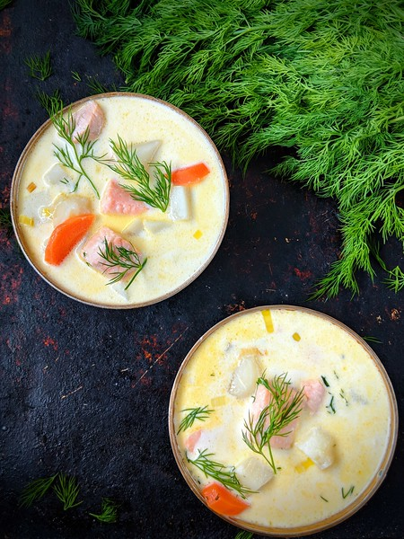 Lohikeitto Finnish Salmon Soup dark 7.jpg