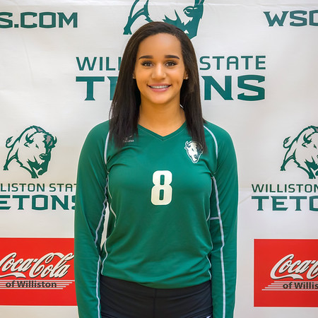 WSC Volleyball Player Photos