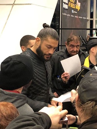 Roman Reigns - Pics by Kaden / WorldofWheels Pittsburg