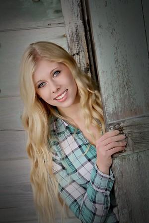 Miss Ericka Sorlie, senior photo shoot
