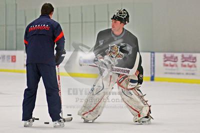 1/8/2012 - Florida Panthers Practice - Saveology Iceplex, Coral Springs, FL