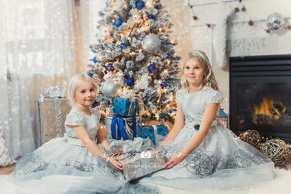 Christmas Photoshoot_Marina & Illya