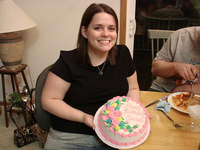 Amber's 22nd Birthday 2007