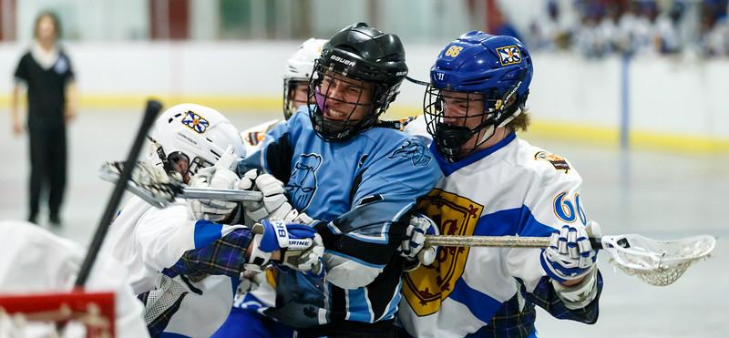 Midget B/C - Oshawa Blue Knights 1 vs Nova Scotia Midget