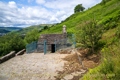 Penrhys Marian Shrine and St. Mary's Well