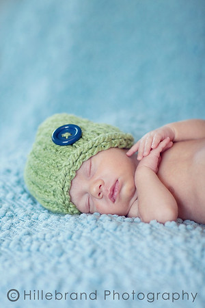 Eliah: Newborn