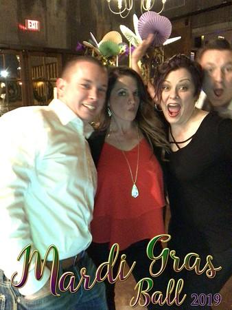 Mardi Gras Ball - Pixi Booth