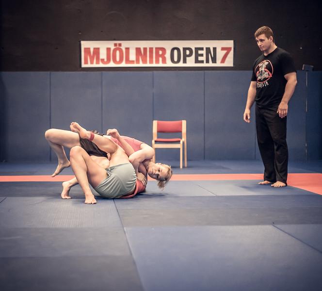 Mjölnir Open 7 //