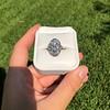 1.75ctw Edwardian Toi et Moi Old European Cut Diamond Ring  21