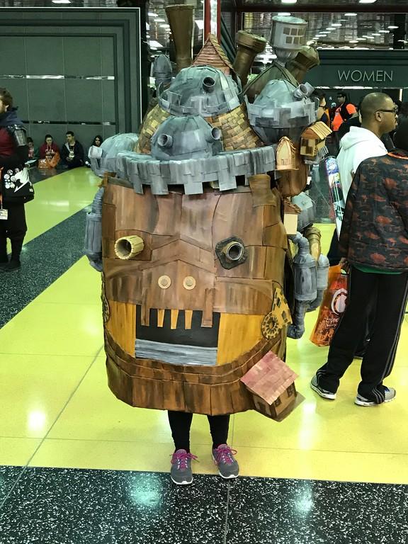 ACEN 2017 Howl's Moving Castle