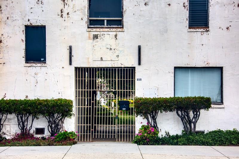Santa Cruz - Abandoned Housing