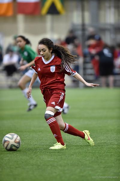2015 WCP U16G England
