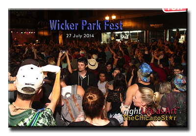 27 july 2014 Wicker Park Fest