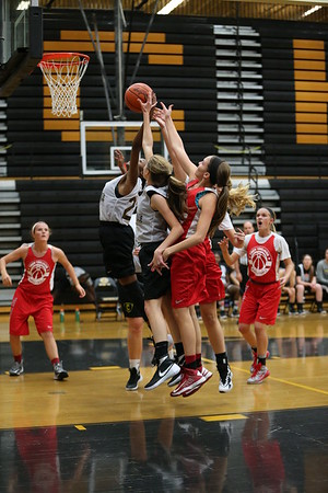 2015-2016 Centerville High School Girls Basketball