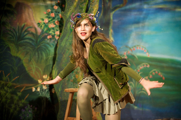 8th Grade Play - A Midsummer Night's Dream