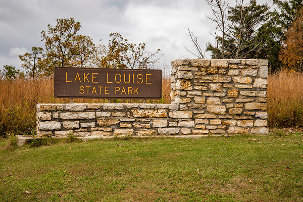 Lake Louise State Park