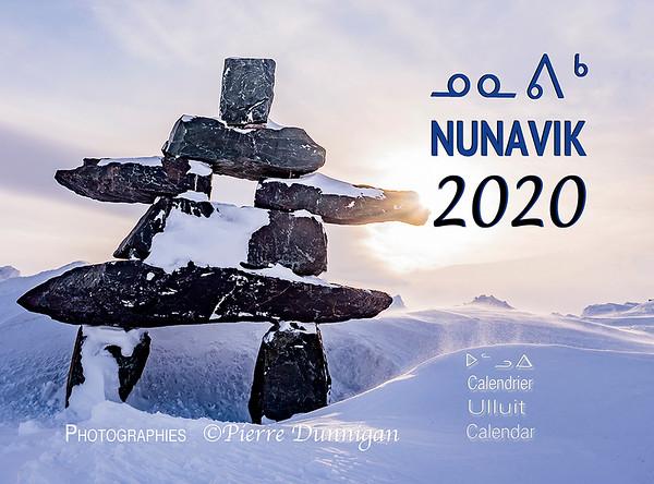 Calendrier Nunavik