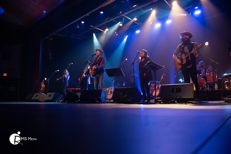 Barney Bentall & The Cariboo Express | Mary Winspear Centre | Sidney BC