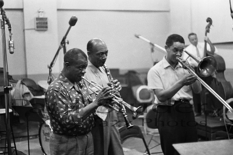 Louis Armstrong recording sessions 10