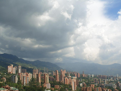 Medellin, Colombia-NOT MINE