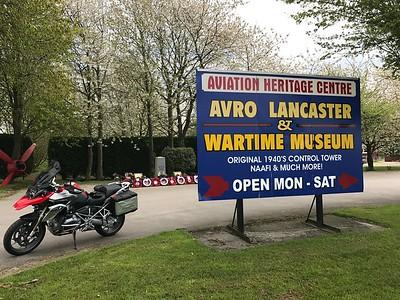 Avro Lancaster Museum