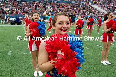 2014 All American Halftime Show