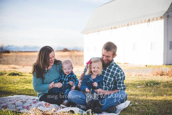 Rhoades Family 2017