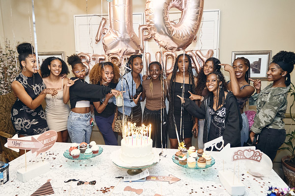 Amber's 16th Birthday Party
