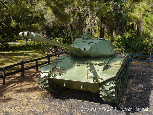 War Veterans Memorial Park - St Petersburg, FL - M41